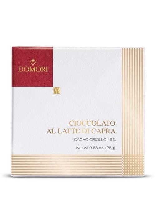 Domori Latte di Capra 45% (kozie mleko)