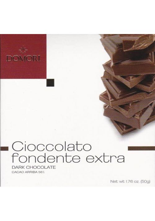 Domori Fondente Extra 56% [data 30/4/2019]