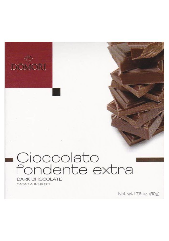 Czekolada ciemna Domori Fondente Extra 56%