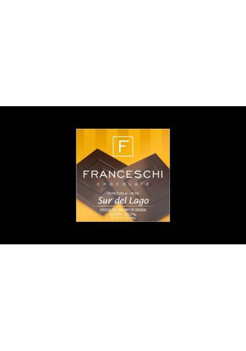 Franceschi Chocolate Sur del Lago 60%