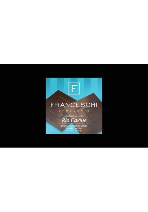 Franceschi Chocolate Rio Caribe 60%