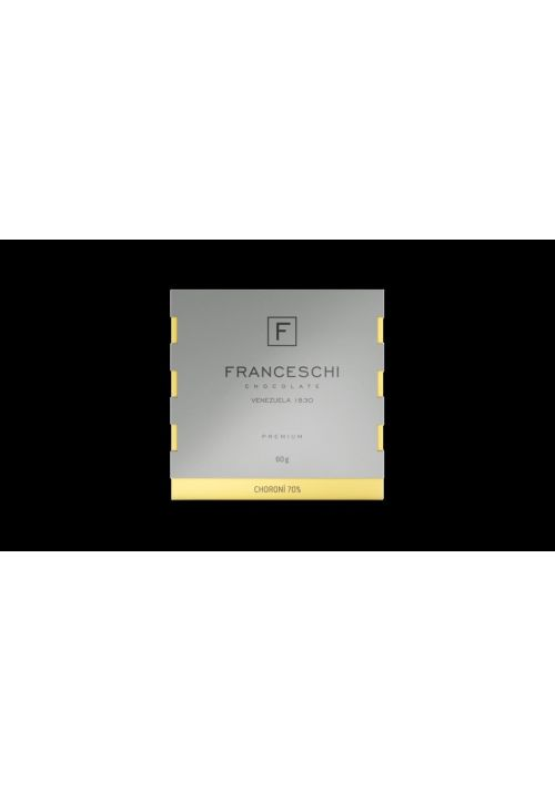 Franceschi Chocolate Choroni 70%