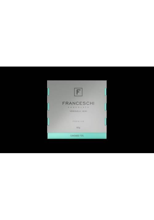 Franceschi Chocolate Canoabo 70%