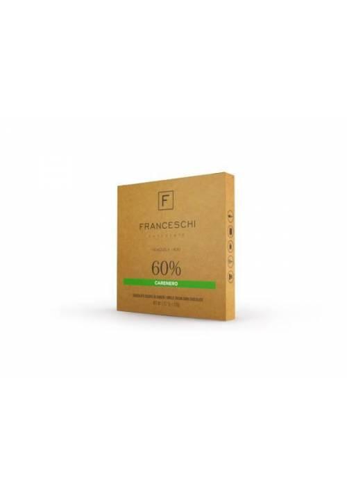 Franceschi Chocolate Carenero 60% - kuwertura 226g