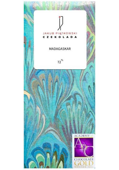 JP Czekolada Madagaskar 72%