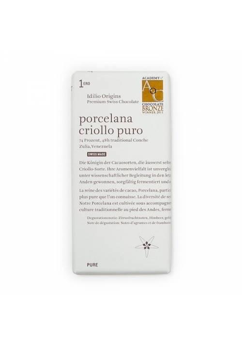 Idilio 1ero Porcelana Criollo Puro