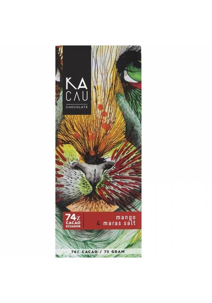Kacau 74% mango i sól z Maras