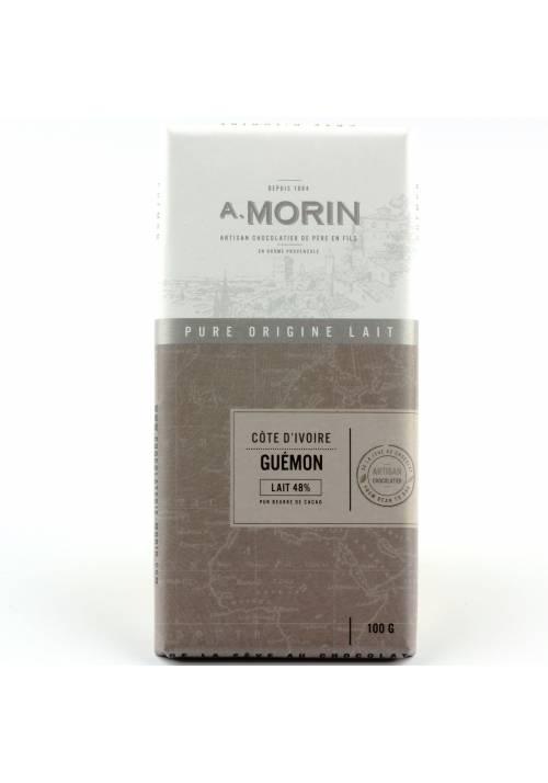 Morin Cote d'Ivoire 48% Guémon