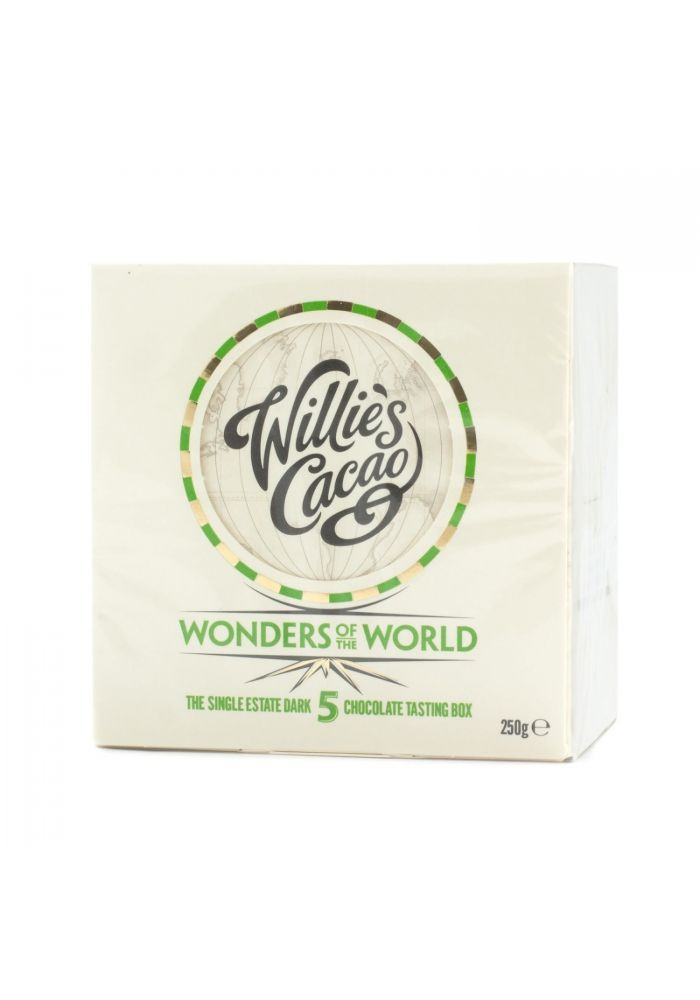Willie's Cacao Wonders of the World - zestaw degustacyjny