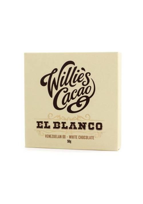 Willie's Cacao El Blanco 36%
