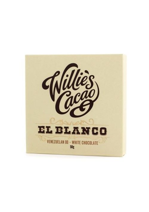 Willie's Cacao El Blanco 36%