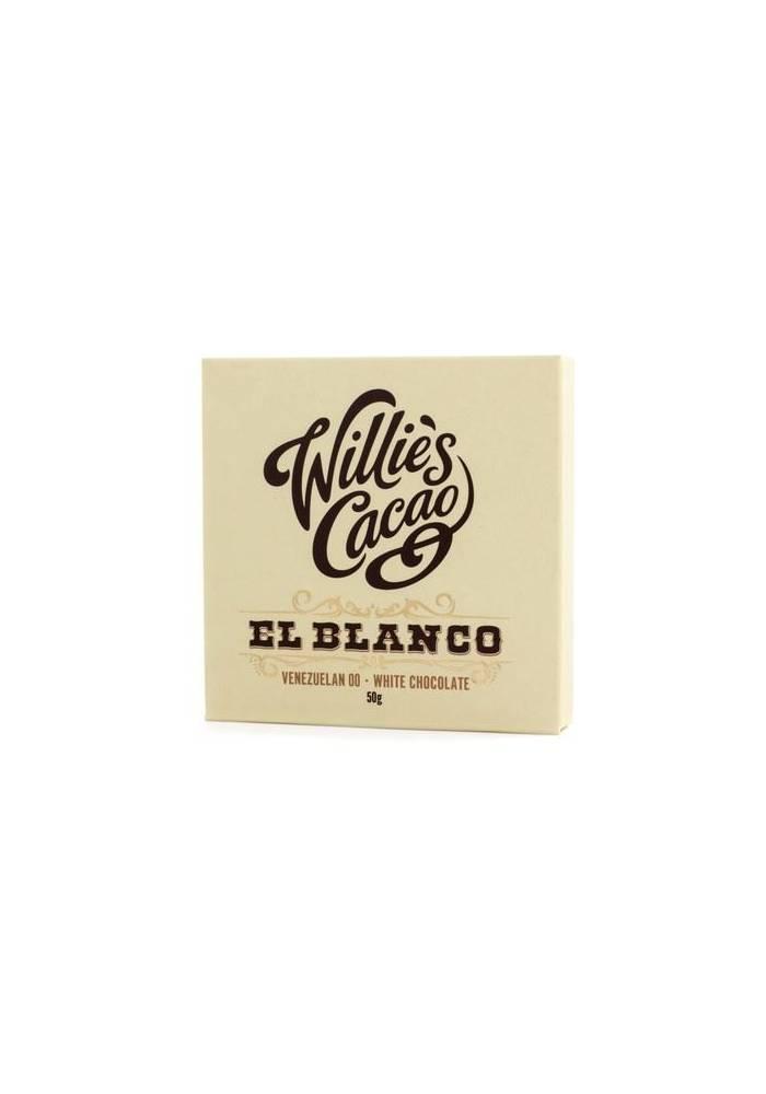 Willie's Cacao El Blanco 36% biała czekolada