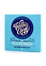 Willie's Cacao Sea Flakes 44%