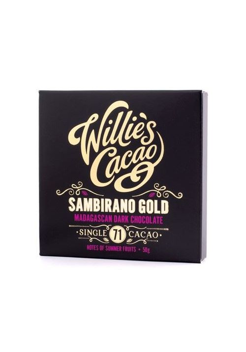 Willie's Cacao Madagascar Sambirano Gold 71%