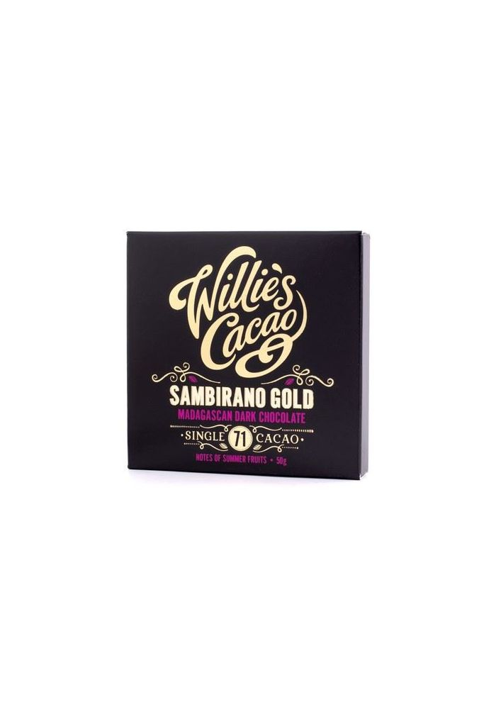 Willie's Cacao Madagascar Sambirano 70%