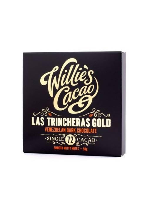 Willie's Cacao Venezuelan Las Trincheras 72%