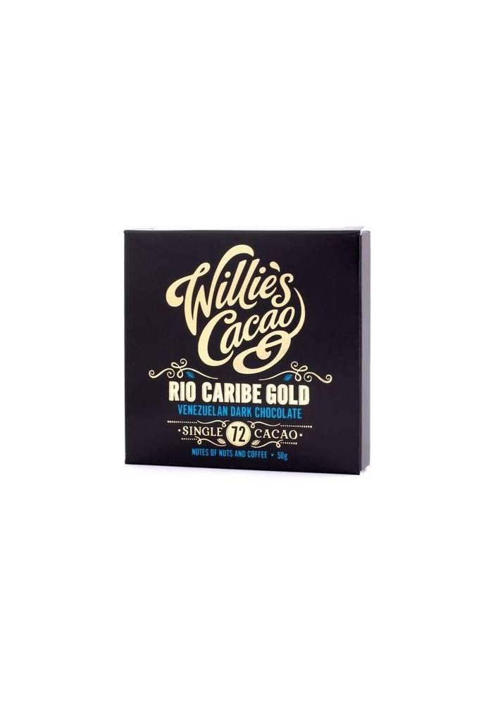 Willie's Cacao Venezuelan Rio Caribe 72%