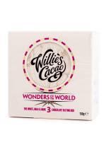 Willie's Cacao Wonders of the World - zestaw degustacyjny (biała/mleczna/ciemna)