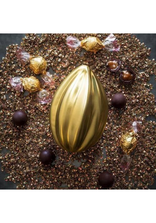 Willie's Cacao Złoty Kabos z czekoladkami o smaku marakui