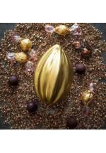 Willie's Cacao Złoty Kabos z ciemnymi czekoladkami ze słonym karmelem