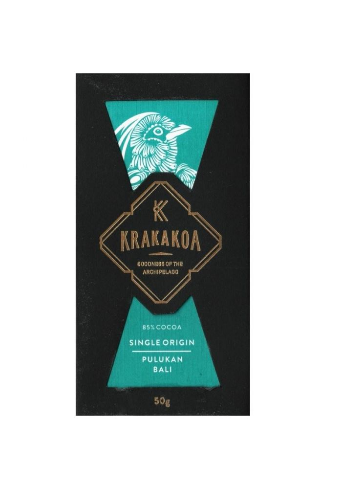 Czekolada Krakakoa Sedayu Sumatra 70%