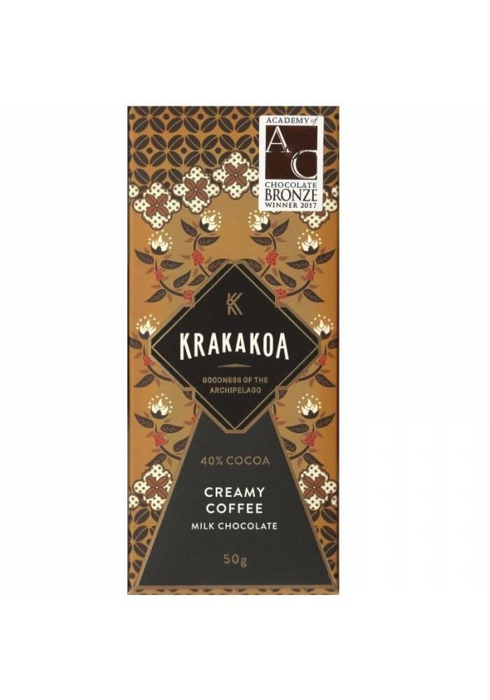 Krakakoa Creamy Coffee 40% (kawowa mleczna)