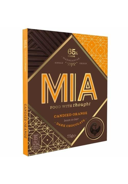 MIA Candied Orange 65% (kandyzowana pomarańcza)