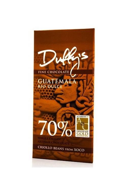 Duffy's Guatemala Rio Dulce 70%