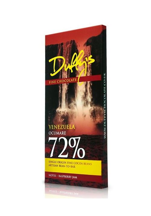 Duffy's Venezuela Ocumare 72%