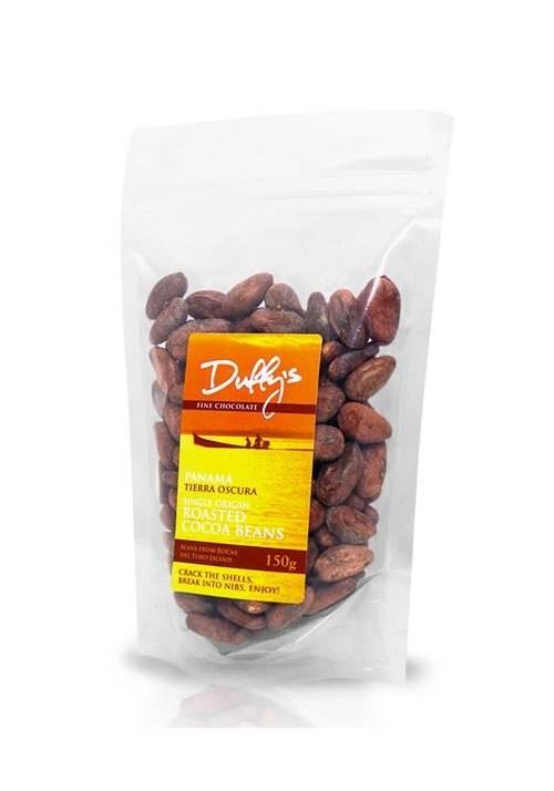Duffy's Panama Tierra Oscura 150g (prażone ziarna kakao)