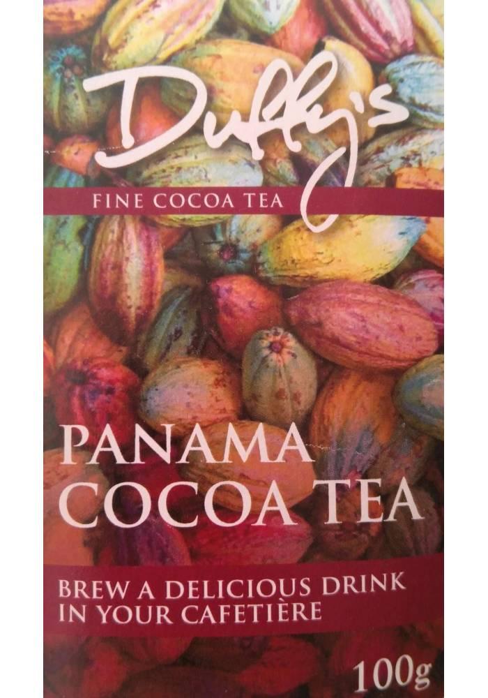 Duffy's Panama Cocoa Tea 100g (herbatka z prażonych łusek i nibsów kakao)