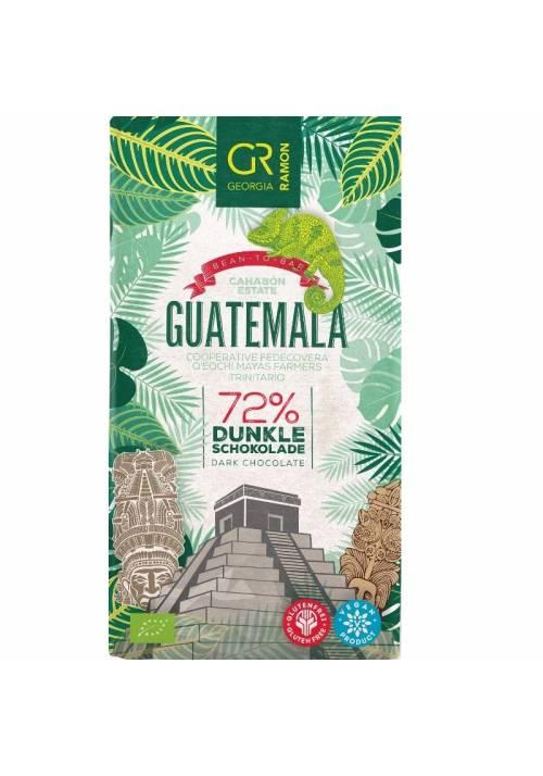 Georgia Ramon Guatemala Cahabon 72%