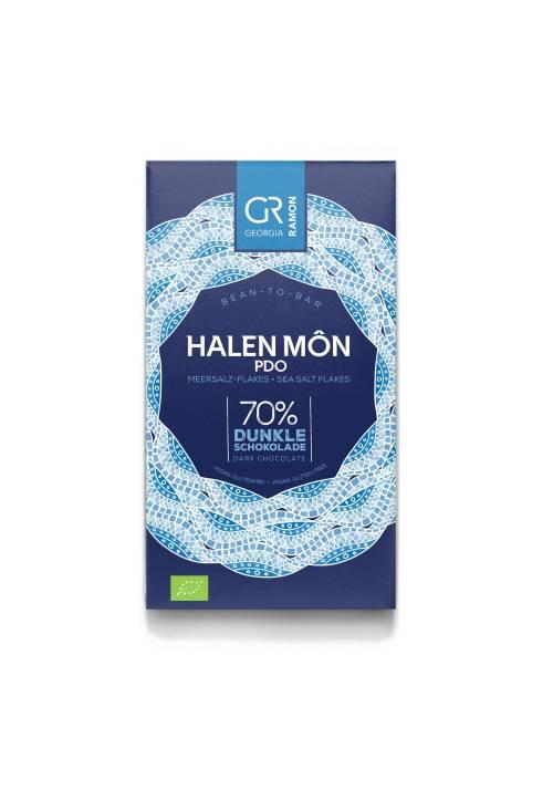 Georgia Ramon Halen Mon 70% (z płatkami soli morskiej)