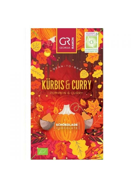 Georgia Ramon Dynia i Curry 40%
