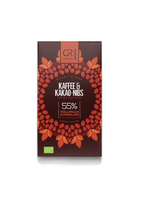 Georgia Ramon Kaffee & Kakao-Nibs 55%