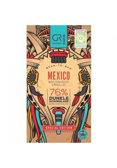 Georgia Ramon Mexico Soconusco Criollo 76%