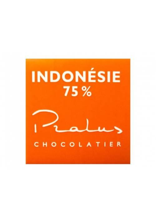 Pralus Indonesie 75% Criollo (neapolitanka 5g)