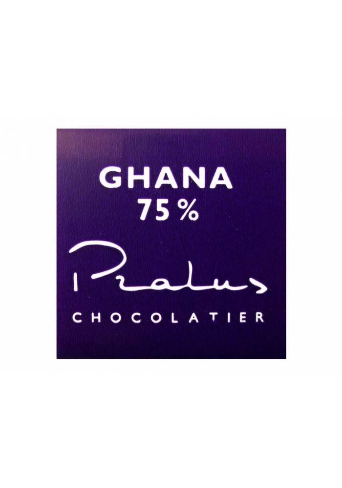 Pralus Ghana 75% (neapolitanka 5g)