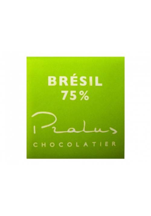 Pralus Brazylia 75% (neapolitanka 5g)