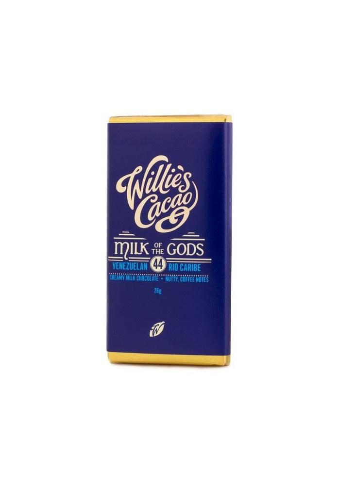 Willie's Cacao Milk of the Gods 44%