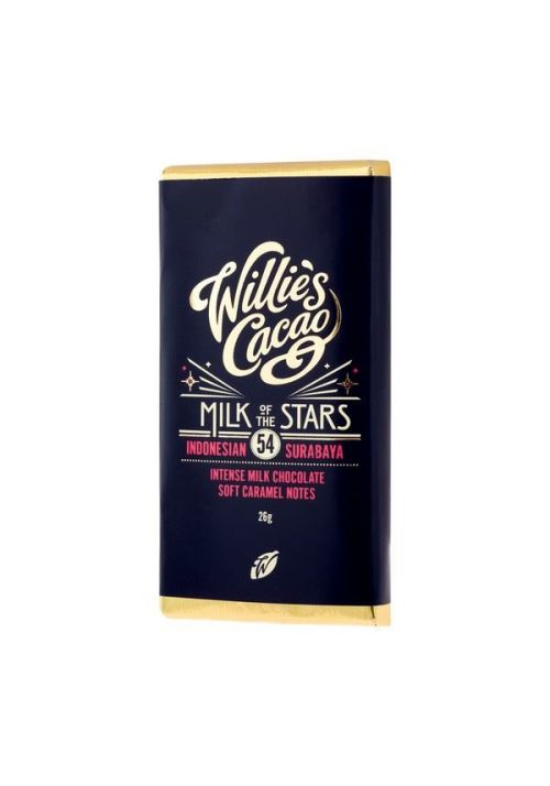 Willie's Cacao Milk of the Stars 54% (wersja mini 26 g)