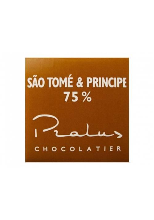 Pralus Sao Tome & Principe 75% (neapolitanka 5g)