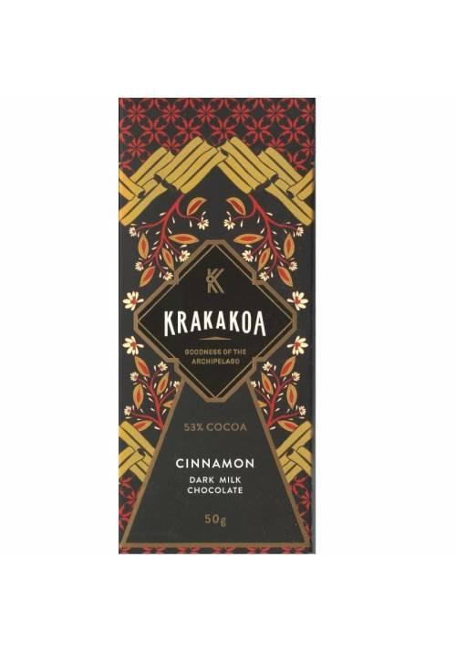 Krakakoa Cinnamon 53% (cynamon)