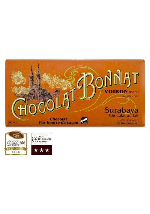 Bonnat Surabaya 65% mleczna