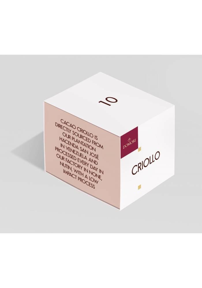 Domori Zestaw prezentowy 10x Criollo