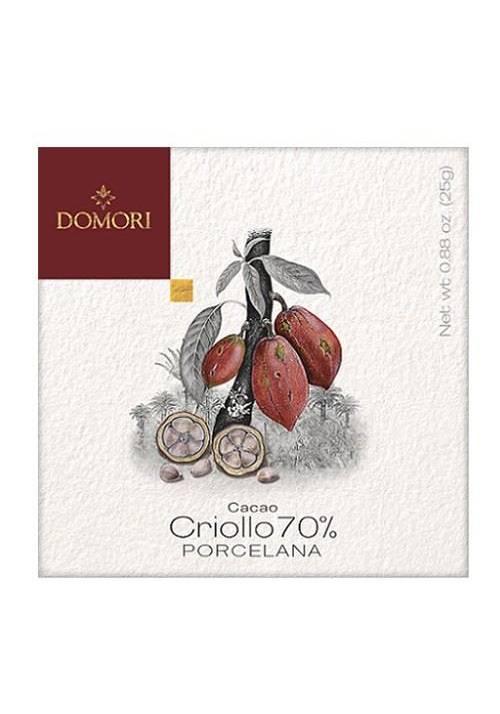 Domori Porcelana 70% Criollo