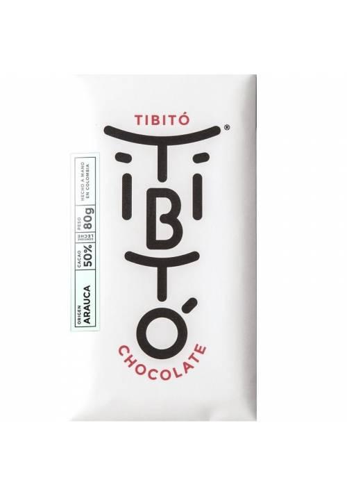 Tibito Arauca 50% mleczna