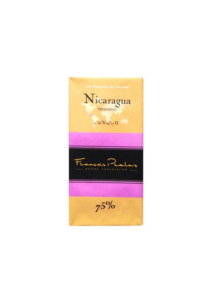 Pralus Nicaragua Trinitario 75%