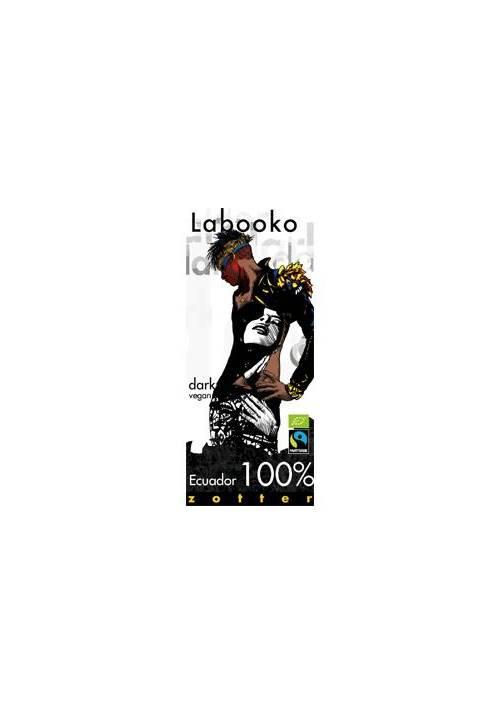 Zotter Labooko Ecuador 100%