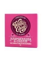 Willie's Cacao Raspberries & Cream 36%